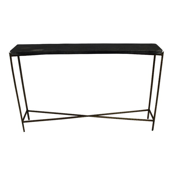 Bungalow Rose Brown Console Tables