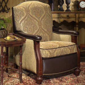 Hitchcock High Leg Recliner by Bradington-Young