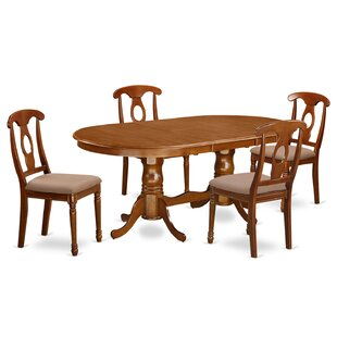 Germantown 5 Piece Extendable Dining Set By Darby Home Co
