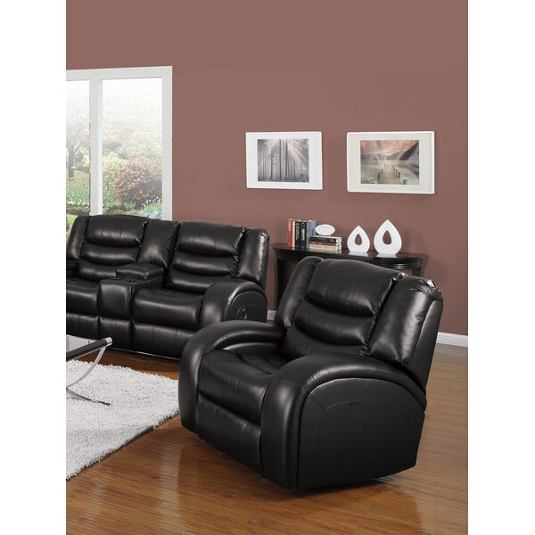 Raymond Manual Glider Recliner by A&J Homes Studio
