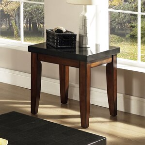 Tilman End Table by Darby Home Co