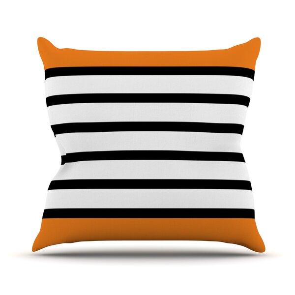 Sest Redaka by Trebam Outdoor Throw Pillow by East Urban Home