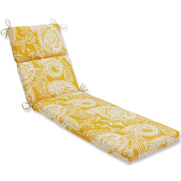 Addie Chaise Lounge Cushion by Pillow Perfect