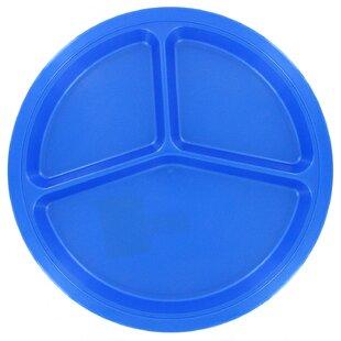kids divided plates wayfair