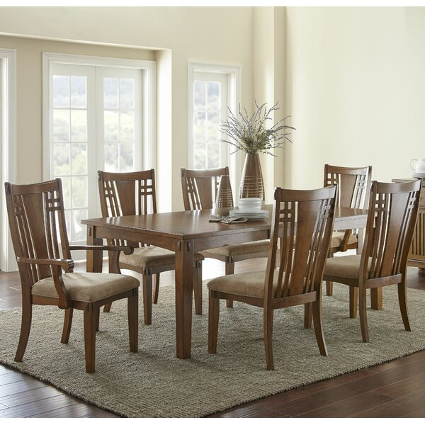 Chula Vista Extendable Dining Table by Loon Peak