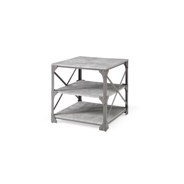 Skeen End Table by Williston Forge