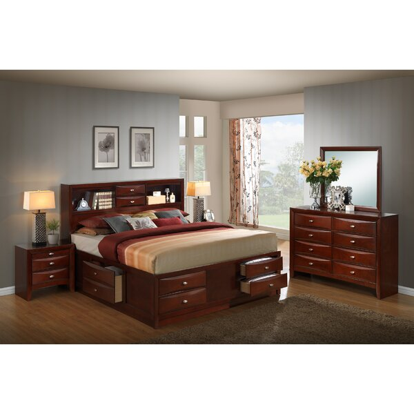 Alidge Bedroom Set by Grovelane Teen