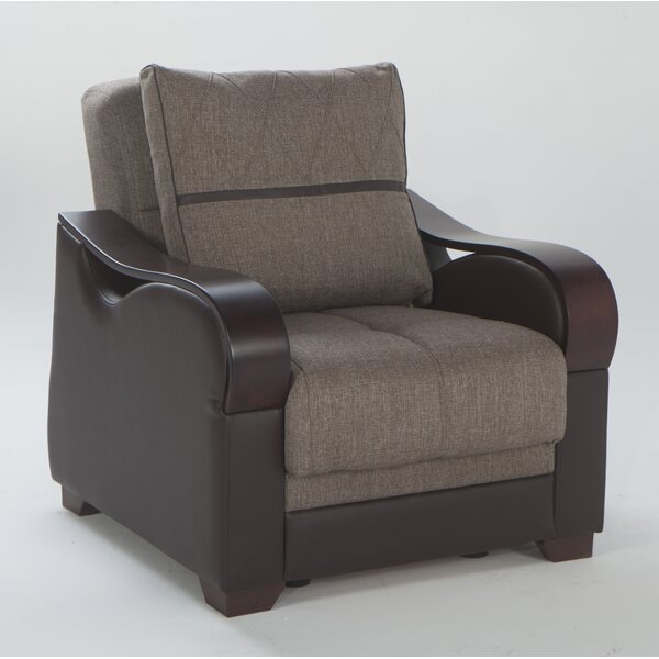 Venilale Rudd Convertible Chair By Rosdorf Park