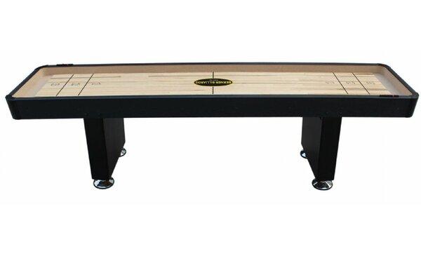 Standard Shuffleboard by Berner Billiards