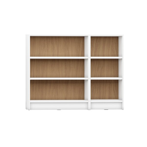 Gabriela Standard Bookcase by Latitude Run