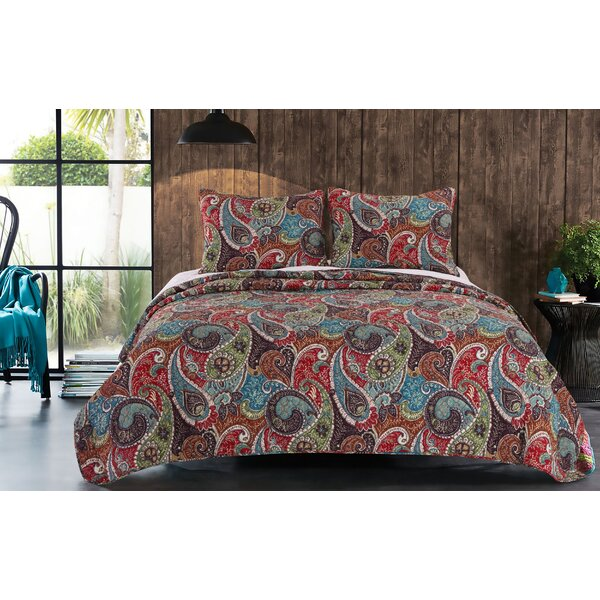 Sayler Quilt Set by World Menagerie