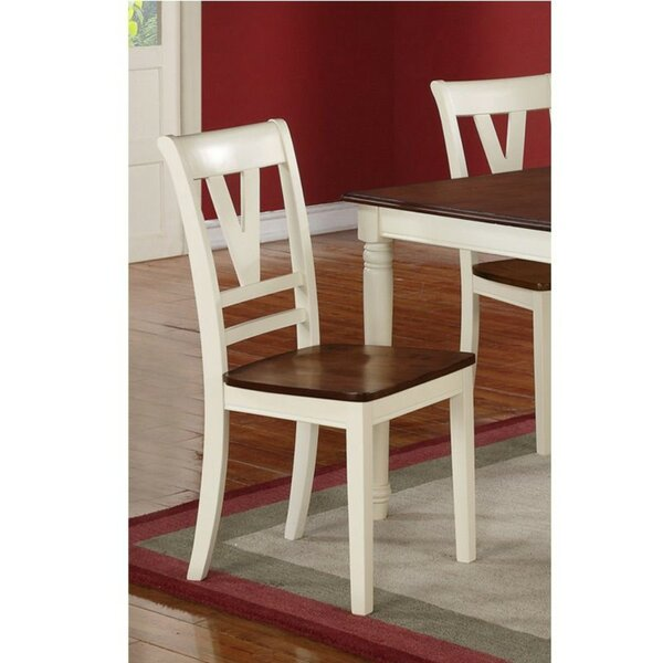 Hudspeth Solid Wood Dining Chair by August Grove August Grove