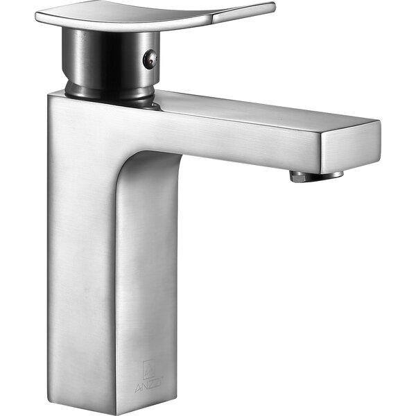 Promenade Single Hole Bathroom Faucet by ANZZI