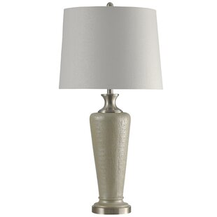 Best Reviews Fieldston Aglona 35 Table Lamp By Charlton Home