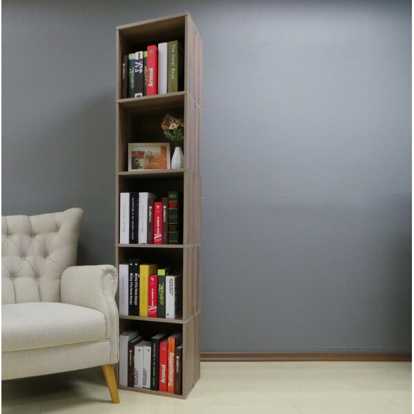 Ola Standard Bookcase By Wrought Studio