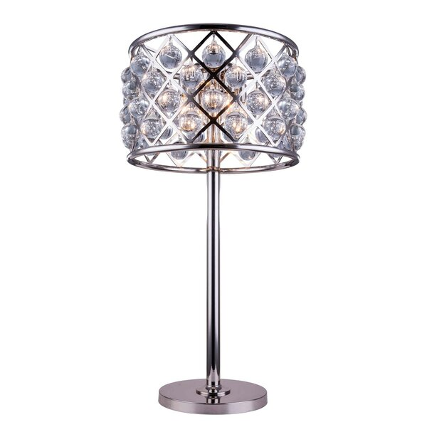 Morion Transitional 32 Table Lamp by Mercer41