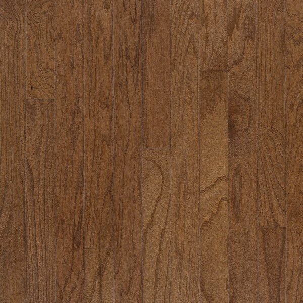 5 Engineered Red Oak Hardwood Flooring in Bark by Armstrong Flooring