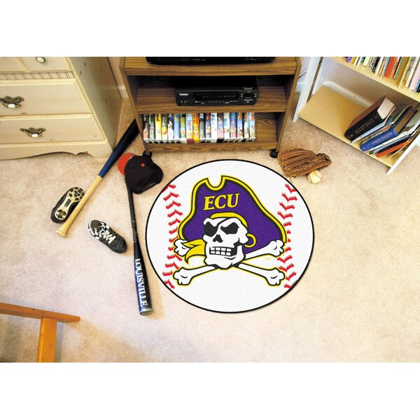 NCAA East Carolina University Baseball Mat by FANMATS