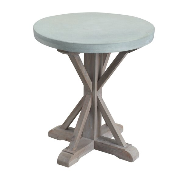 Andillac End Table by Laurel Foundry Modern Farmhouse