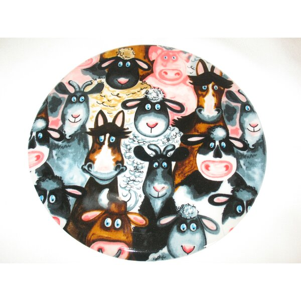 Barnyard Trivet by Andreas Silicone Trivets