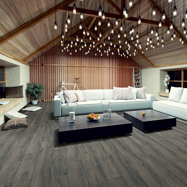 8 x 55 x 12mm Pine Laminate Flooring in Gauli by Kronoswiss