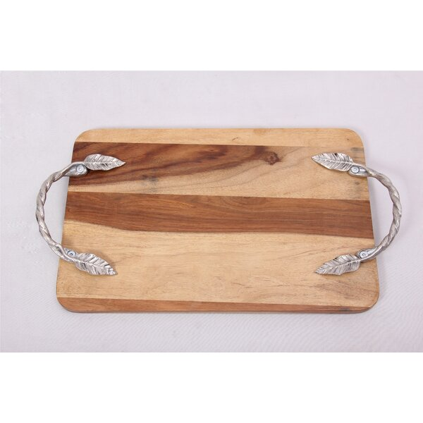 Oasis Wood Cheese Board by Oak Idea Imports