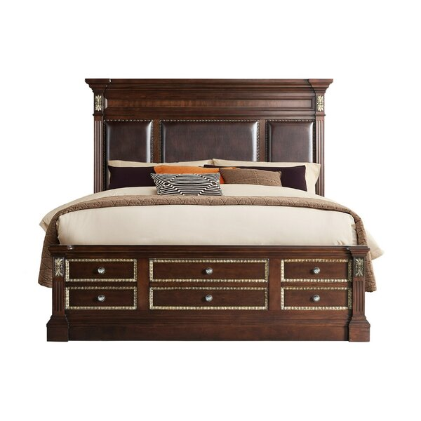Osterhout Upholstered Storage Platform Bed by Astoria Grand