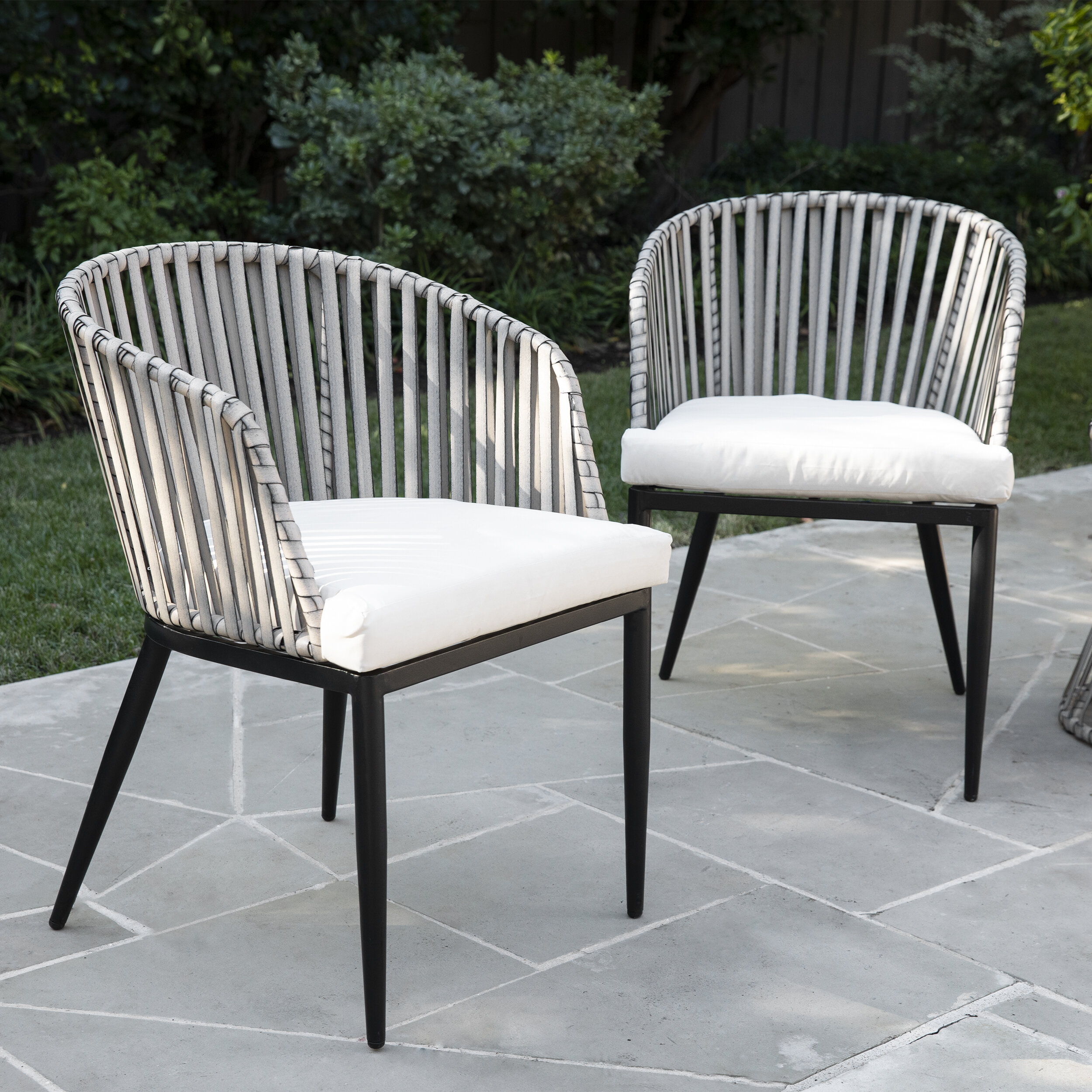 Melilani Patio Chair With Cushions
