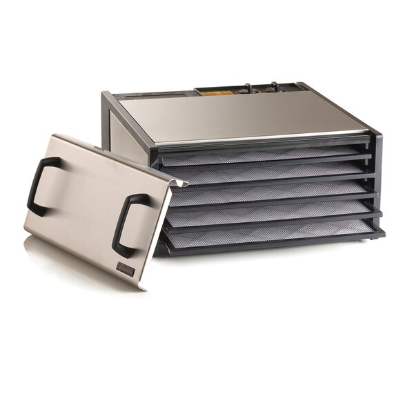 5 Tray Dehydrator with Plastic Trays by Excalibur