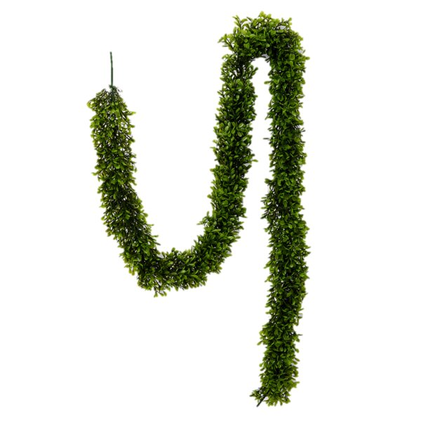 Artificial Hanging Topiary by The Holiday Aisle