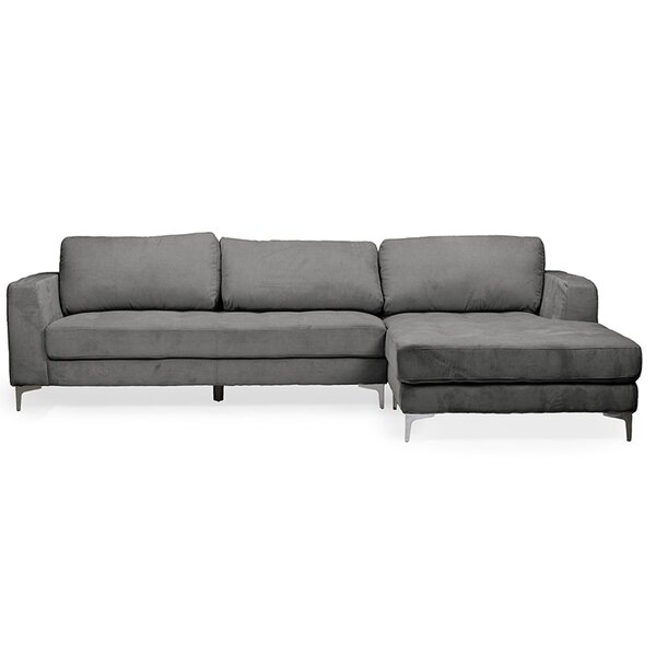 Arista Right Hand Facing Sectional By Brayden Studio