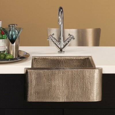 Bar Sink Brushed Nickel photo