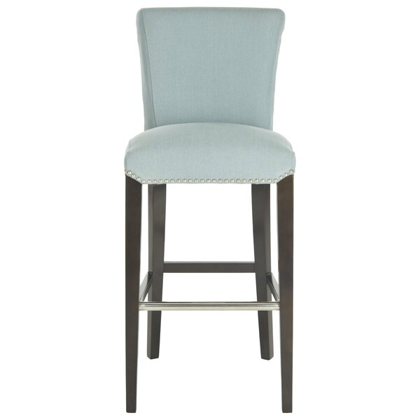 Seth 29.3 Bar Stool by Safavieh
