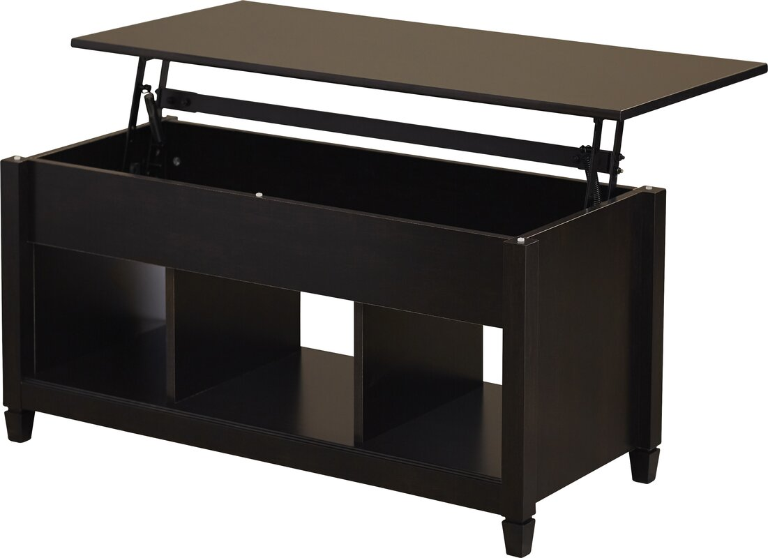 Three posts lamantia coffee table with lift top reviews for Wayfair store