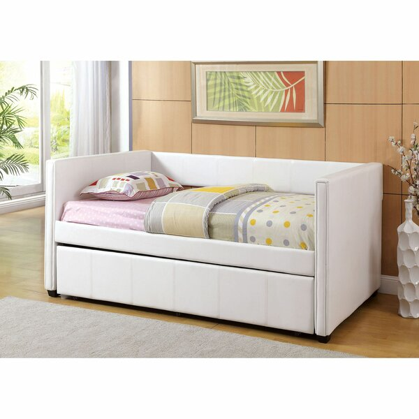 Bicester Twin XL Daybed with Trundle by Red Barrel Studio Red Barrel Studio