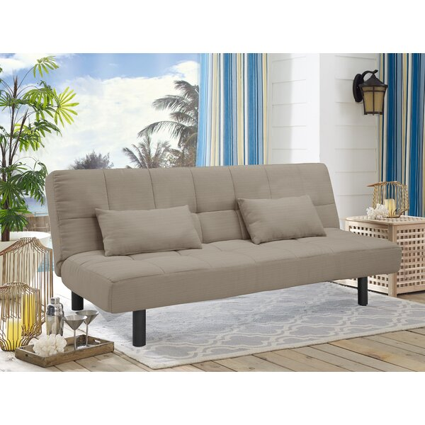 Santa Barbara Convertible Sofa by Serta Futons