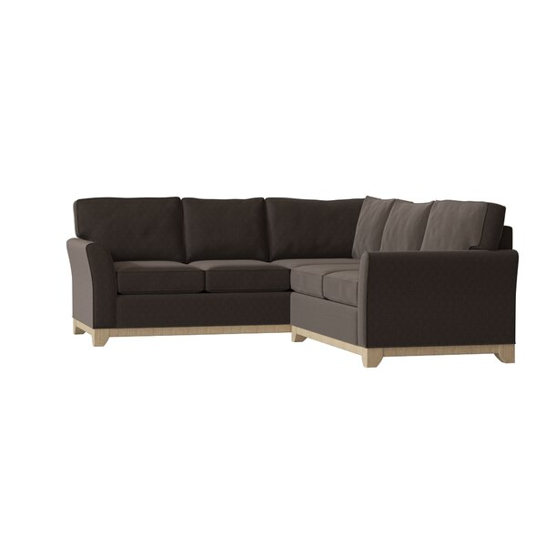 Prescot Sectional By Red Barrel Studio