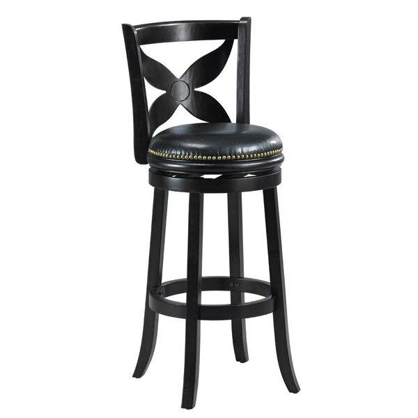 Livingston 29 Swivel Bar stool Cushion by Mintra
