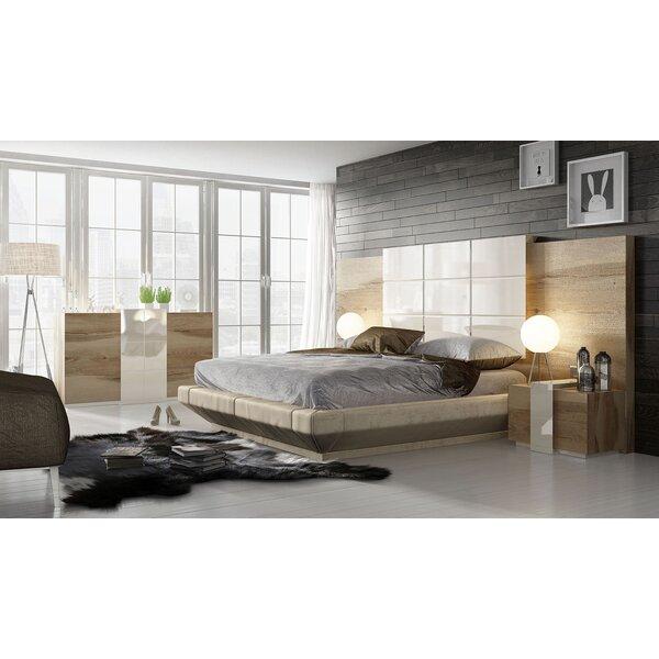 Helotes Platform 4 Piece Bedroom Set by Orren Ellis