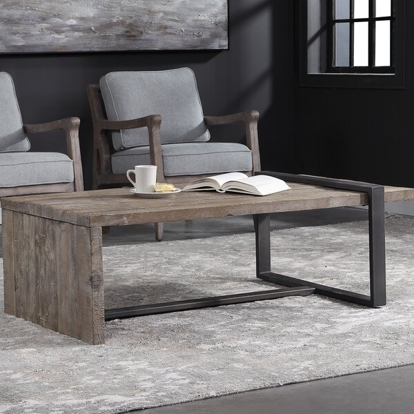 Belvedere Coffee Table by Union Rustic