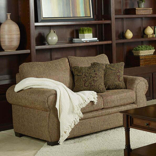 Weekend Shopping Gerri Loveseat by Alcott Hill by Alcott Hill
