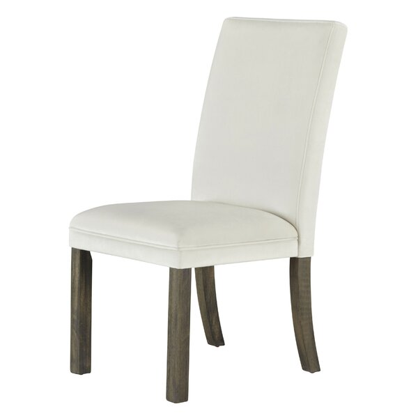 Wilshire Upholstered Dining Chair (Set of 2) by Gracie Oaks