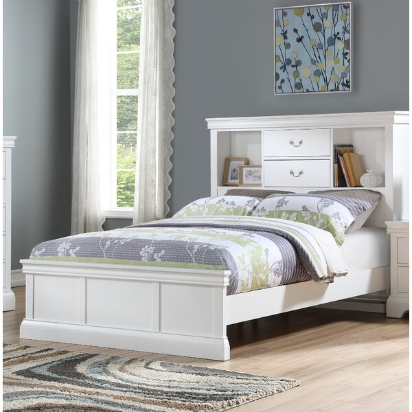 Marquand Storage Platform Bed by Alcott Hill