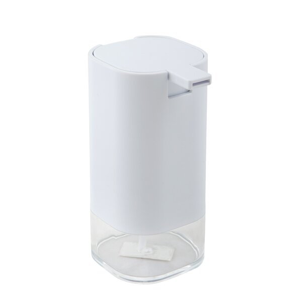 Acrylic Soap Dispenser by Bath Bliss