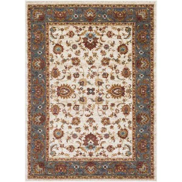 Eady Multi-Colored Area Rug by Charlton Home
