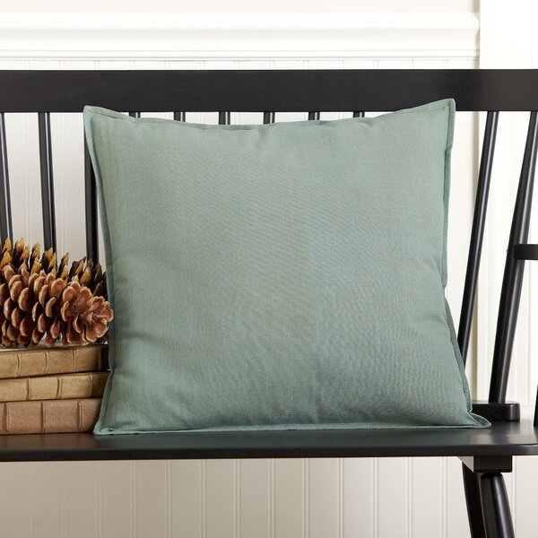 Columbine Cotton Pillow Cover (Set of 2) by Laurel Foundry Modern Farmhouse