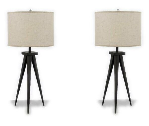 Cillian 29 Tripod Table Lamp (Set of 2) by Gracie Oaks
