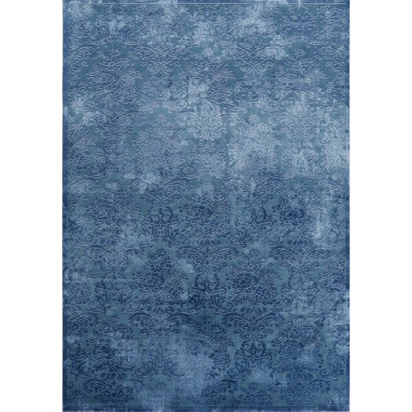 Kamen Blue Area Rug by Charlton Home
