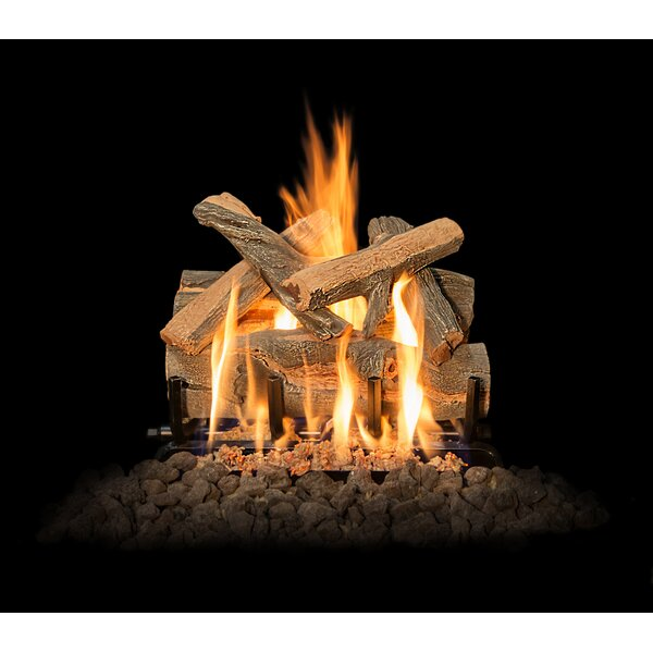Arizona Juniper Gas Log Set by Grand Canyon Gas Logs