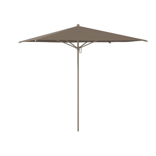 Trace 8' Square Market Umbrella by Tropitone